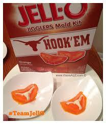 day food ut longhorn jell o jigglers teamjello