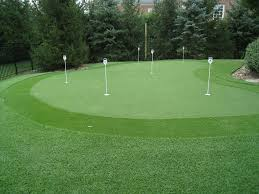 build your own putting green crafts home