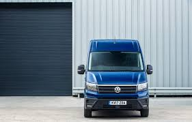 volkswagen crafter 2017 first drive volkswagen crafter company van today