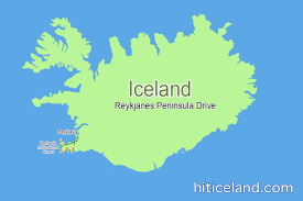 Iceland On World Map by Reykjanes Peninsula Day Tour Is A Perfect Road Trip For Stopover
