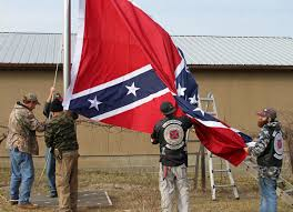 Confederate Flag Pickup Truck One Flag To Rise U0027 For Every Confederate Monument Taken Down Wfae