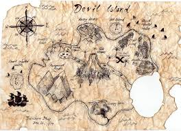 treasure map treasure map island by dnostallone on deviantart