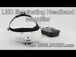 hands free lighted magnifier cheap hands free magnifier 10x find hands free magnifier 10x deals