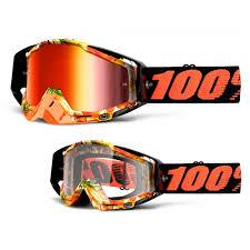 100 motocross goggle racecraft lindstrom 100 crossbrille racecraft verspiegelt a16 enduro store
