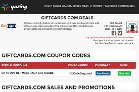 gift card mall vs giftcards using yazing for 1 5 back at giftcards and gift card mall