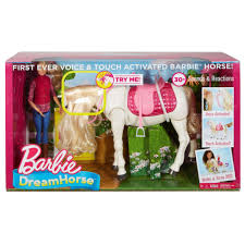 Barbie Dream Furniture Collection by Barbie Dreamhorse And Barbie Doll Walmart Com
