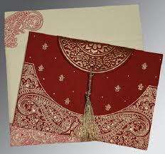 Best Indian Wedding Invitations Best 5 Red Wedding Invitations For Christmas
