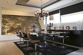 modern dining room decor interior decorative modern dining room trendy contemporary ideas