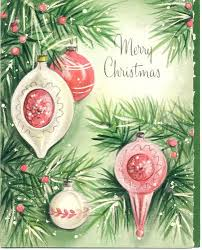 159 best retro cards trees ornaments images on