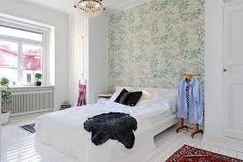Scandinavian Wallpaper Ideas Making Decorating A Breeze - Wallpaper for homes decorating