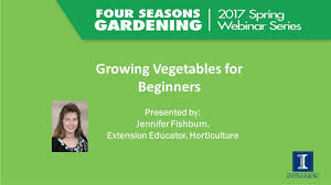 Gardening For Beginners Vegetables by Four Seasons Gardening Series Growing Vegetables For Beginners