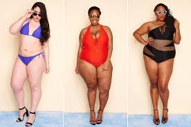 we tried ashley graham u0027s new plus size swimsuits and they u0027re fierce af