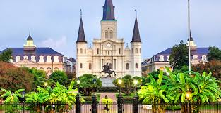 New Orleans Tourist Map by New Orleans Vacation Travel Guide And Tour Information Aarp