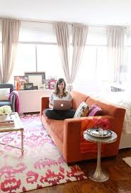 One Bedroom Apartment Living Room Ideas Best 25 Studio Apartment Decorating Ideas On Pinterest Studio
