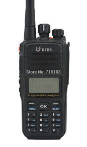bfdx bf td501 uhf 400 470mhz dmr digital fm transceiver digital