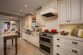 Brookhaven Cabinets Louvered Cabinet Doors Kitchen Tropical With Southwestern Style