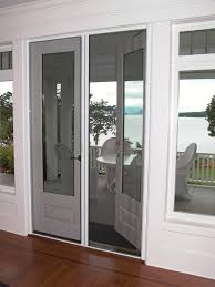 Exterior Single French Door by Patio French Doors With Screen Patio Furniture Ideas