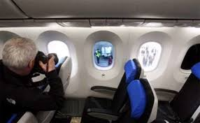 Boeing 787 Dreamliner Interior Interior Of Boeing 787 Dreamliner The Economic Times