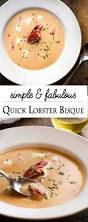 Lobster Bisque Recipe Fabulous Quick Lobster Bisque Just A Little Bit Of Bacon