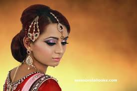 professional asian bridal makeup hairstyle artist indian stani make up courses