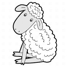 royalty free sheep clipart 35