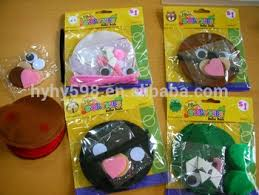 14081816 factory direct selling azo free craft felt kits