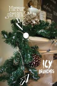 all things beautiful 5 christmas mantle diy projects