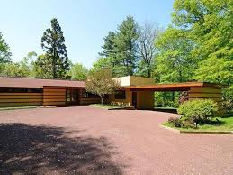 Frank Lloyd Wright Inspired Home Plans by Mapping 16 Frank Lloyd Wright Houses For Sale Right Now