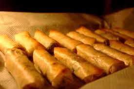 cuisiner des nems invitations aux voyages culinaires n70 recette light de nems