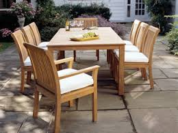 Patio Table Wood Wood Outdoor Furniture And Patio Furniture