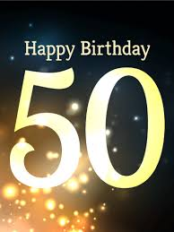 50th birthday cards 50th birthday card birthday greeting cards by davia