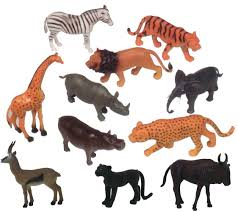 amazon com get ready kids zoo wild animal playset toys u0026 games