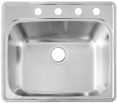 Top Mount Kitchen Sinks As1103 25