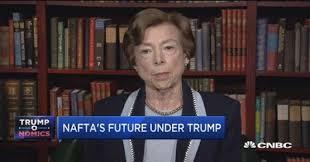 Trump Nafta Changes Dismantling Nafta May Be Trump U0027s Gravest Economic Mistake Carla Hills