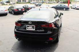 2014 lexus is 250 for sale 2014 lexus is250 le black awd sedan sale