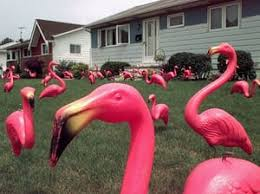 the plastic pink flamingo in pictures culture the guardian