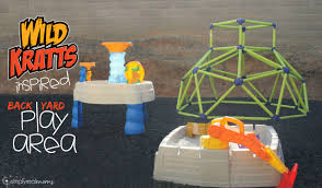 wild kratts inspired play area simply real moms