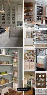 unique kitchen cabinet styles 61 unique kitchen storage ideas easy storage solutions for