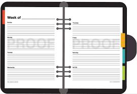 printable calendar the order expert
