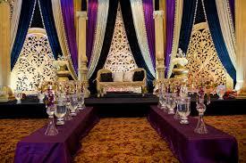 Regal Home And Garden Decor Regal Theme Indian Wedding Reception By Spotlight Vendor