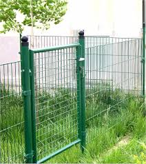 ornamental galvanized safety garden wire mesh fence and gate buy