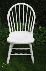 hand painted wooden chair by notsoplainjaynes on etsy statement