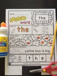 sight word poems for reading stations centers pinterest poem