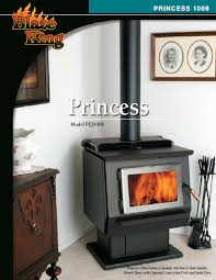 King Fireplace - south island fireplace blaze king freestanding cast iron woodstoves