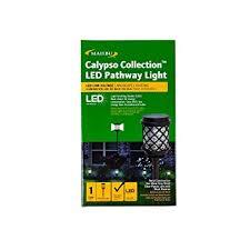 malibu celestial led pathway lights amazon com malibu led pathway landscaping light calypso collection