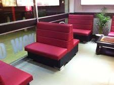 Banquette Seating Fixed Bench Fixed Pub Seats Ebay