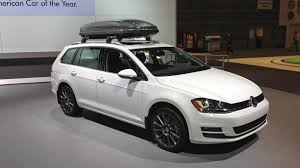 volkswagen canada vw announces 2015 golf sportwagen price during chicago auto show