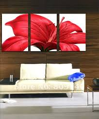Aliexpresscom  Buy Free Shipping Beautiful Pink Flower Oil - Wall paintings for home decoration