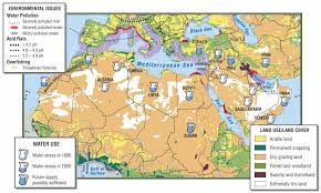 North Africa Middle East Map by Map Of Countries In Western Asia And The Middle East For Of