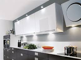 lumiere meuble cuisine eclairer la cuisine galerie photos d article 8 12